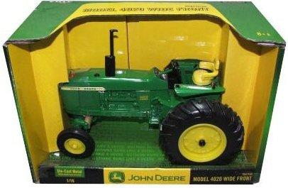 Ertl John Deere 4020 Diecast Collectible Tractor 1:16