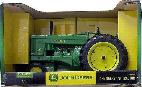 Ertl John Deere 70 Diecast Collectible Tractor 1:16