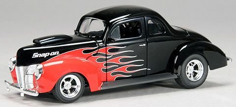 Speccast 1940 Snap-On Tools Ford Coupe Diecast Car