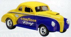 Speccast 1940 Goodyear Tire Ford Street Rod Diecast Car
