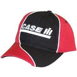 Case International Harvester Kid's Hat ( Black + Red )