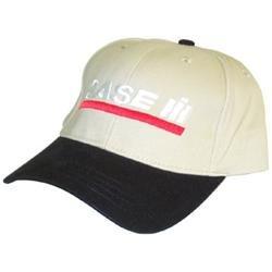 Case International Harvester Hat ( Tan + Black ) New