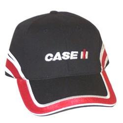 Case International Harvester Hat ( Black + Red ) New