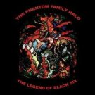 The Legend Of Black Six - Phantom Family Halo (New CD)
