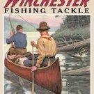 Winchester Fishing Tackle Tin Sign #1008