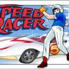 Speed Racer Tin Sign #1262