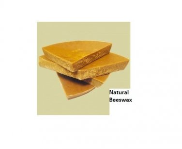 PURE BEESWAX 100% ALL NATURAL BEE WAX FROM MONTANA BEES