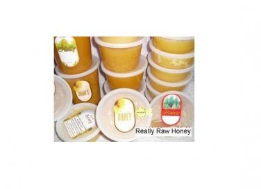 9 POUNDS ( net. wt. 9 Lb ) Really Raw natural BUCKWHEAT Honey