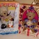 NORTH AMERICAN BEAR MUFFY 10th ANNIV & POLAR BOXED!