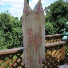 VICTORIA&#39;S SECRET Hankerchief Bottom Negligee GORGEOUS Size LARGE BRAND NEW WITH TAGS!