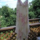VICTORIA&#39;S SECRET Hankerchief Bottom Negligee GORGEOUS Size Small BRAND NEW WITH TAGS!