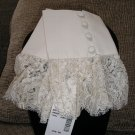 """LACEY BLOUSE """"CUFFS"""" from SAKS FIFTH AVENUE - BRAND NEW"""