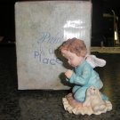 GANZ PERFECT LITTLE PLACE ANGEL FIGURINE - #PL106!