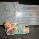 GANZ PERFECT LITTLE PLACE ANGEL FIGURINE - BRAND NEW IN THE BOX! #PL108