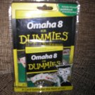 OMAHA 8 FOR DUMMIES GUIDEBOOK & TEACHING DECK - BRAND NEW!