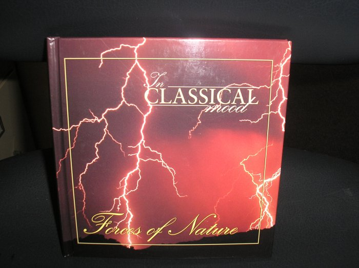 IN CLASSICAL MOOD - FORCES OF NATURE CD with LISTENER'S GUIDE!