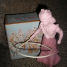 AVON VINTAGE COLOGNE DECANTER - &quot;ROLL-A-HOOP&quot; - NEW IN ORIGINAL BOX!