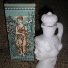 "AVON VINTAGE BATH OIL DECANTER - ""GRECIAN PITCHER"" - NEW IN ORIGINAL BOX!"