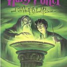 HARRY POTTER and the HALF-BLOOD PRINCE by J.K. ROWLING BOOK ON CD-17 COMPACT DISC SET-EX. CONDITION!
