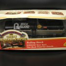 THE COAL CREEK EXPRESS GREAT RAILROAD EMPIRE TANK CAR for NEW BRIGHT TRAIN SET!