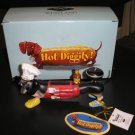 HOT DIGGITY BBQ WEINER FIGURINE by WESTLAND GIFTWARE #16550 - BRAND NEW IN BOX!