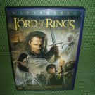 THE LORD OF THE RINGS - THE RETURN OF THE KING (WIDESCREEN EDITION) (2003) DVD!
