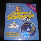 CHILDREN'S SONGBOOK WITH CD (Spiral-bound) by EDITORS OF READER'S DIGEST!