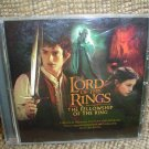 THE LORD OF THE RINGS: THE FELLOWSHIP OF THE RING [ENHANCED] [SOUNDTRACK]CD by HOWARD SHORE!