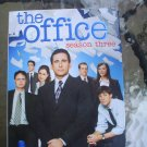 THE OFFICE - SEASON THREE (2005) DVD SET - EMMY WINNER - OUTSTANDING COMEDY SERIES!