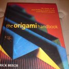 THE ORIGAMI HANDBOOK (HARDCOVER) by RICK BEECH - LIKE NEW!