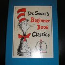 DR. SEUSS'S BEGINNER BOOK CLASSICS - HARDCOVER - BOX SET - 5 BOOKS & SLIPCASE- EXCELLENT!