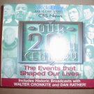 OUR 20TH CENTURY: THE EVENTS THAT SHAPED OUR LIVES (AUDIO CD) by CBS NEWS - BRAND NEW!