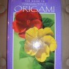 THE GUIDE TO HAWAIIAN STYLE ORIGAMI [ILLUSTRATED] (Spiral-bound) by Jodi Fukumoto!