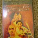 CROUCHING TIGER, HIDDEN DRAGON (2000) DVD - BRAND NEW IN SHRINKWRAP!
