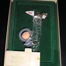FROSTY FRIENDS HALLMARK 1982 ORNAMENT #3 ESKIMO & ICICLE #QX452-3 with Original Box!