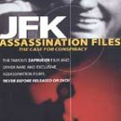 JFK: ASSASSINATION FILES DVD (2003) Starring: Robert J. Groden!