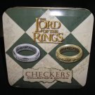 LORD OF THE RINGS CHECKERS COLLECTOR'S EDITION by USAopoly!