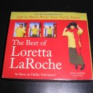 THE BEST OF LORETTA LAROCHE LIVE LECTURE (Audio CD) SET OF 4  CD'S - AS SEEN ON PUBLIC TELEVISION!
