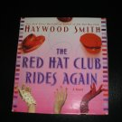 THE RED HAT CLUB RIDES AGAIN by Haywood Smith and Cynthia Darlow AUDIO BOOK on CD!