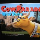 COWPARADE NEW YORK (Hardcover) ~ Thomas Craughwell - NEW!