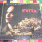 EVITA: THE COMPLETE MOTION PICTURE MUSIC SOUNDTRACK - 2 CD SET - LIKE NEW!