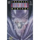 ALIENS: COLONIAL MARINES #1 OF 12, January 1993 (Volume 1) [Comic] CHRIS WARNER!