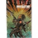 Aliens Vs. Predator #4 Comic Book Randy Stradley (Author), Color Illustrations (Illustrator)!