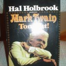 MARK TWAIN TONIGHT! AUDIO CASSETTE by HAL HOLBROOK!