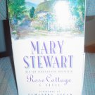 ROSE COTTAGE CASSETTE AUDIO BOOK by MARY STEWART!