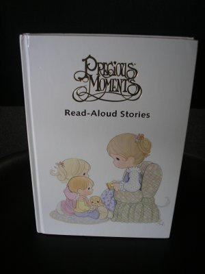 PRECIOUS MOMENTS: READ-ALOUD STORIES by DEBBIE BUTCHER WIERSMA - LEARN ABOUT JESUS!