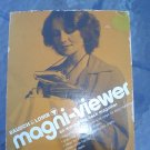 VINTAGE BAUSH & LOMB MAGNI-VIEWER AROUND THE NECK MAGNIFIER - UNSURPASSED QUALITY!