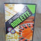 LIVE FROM LAS VEGAS: ROULETTE DVD - LEARN TO PLAY LIKE A PRO!