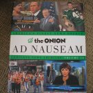 THE ONION AD NAUSEAM: COMPLETE NEWS ARCHIVES VOLUME 14 by Robert Siegel!