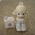 PRECIOUS MOMENTS JOIN IN ON THE BLESSINGS CHARTER MEMBERSHIP SERIES FIGURINE by ENESCO  #E-0104!